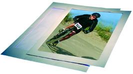 Bild von 15cm x 22,5cm Briefumschläge mit großem Fenster, 10 x 18cm Fenster (50 Stück) [EGG0]