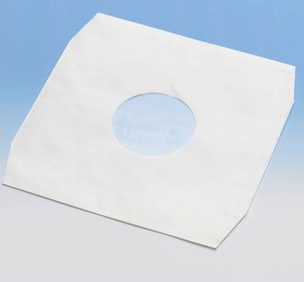 """Bild von 12"""" Innen Papieren Schutzhüllen für Schallplatten (100 Stück) [BLPPS]"""
